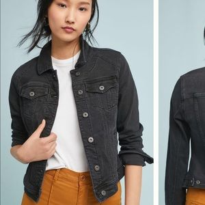 NWT Pilcro Classic Denim Jacket | Anthropologie